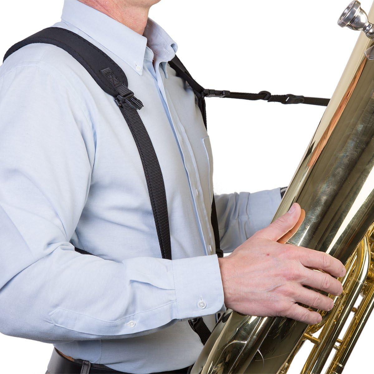 5401142 - Correa arnés para tuba: Amazon.es: Instrumentos musicales
