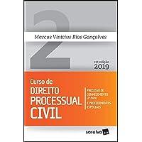 Novo curso de direito processual civil 2 - 15ª edição de 2019: Processo de Conhecimento (2ª Parte) e Procedimentos Especiais