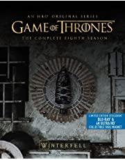 Game of Thrones: Season 8 Steelbook [2019]
