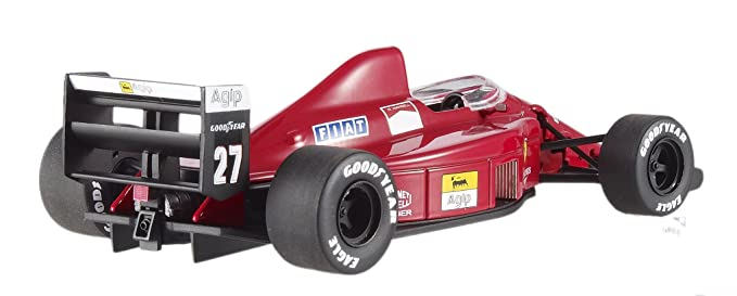 Amazon.com: Mattel – Maqueta de coche 1/43 Ferrari 640 ...