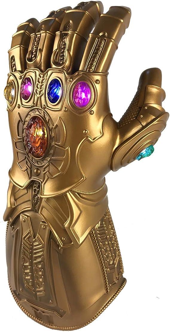 Avengers Marvel Legends Series Power Gant articulé électronique jouet
