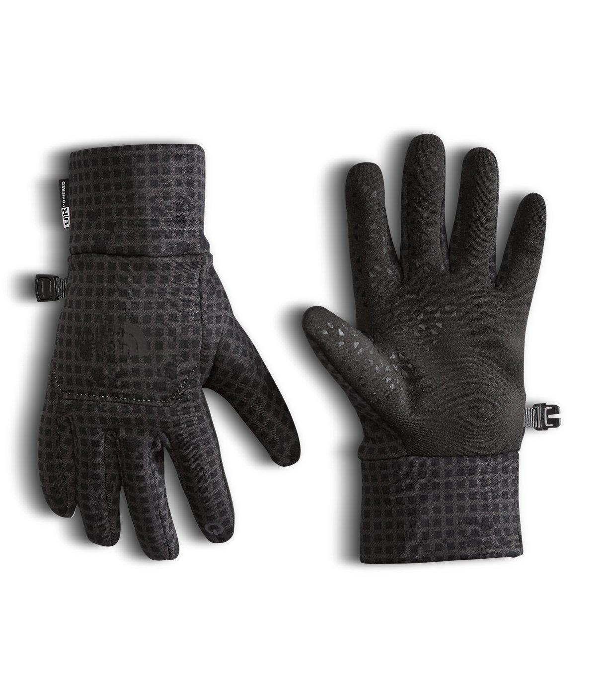 35d3a1607 Galleon - The North Face Unisex Etip Gloves Asphalt Grey Nightmoves ...