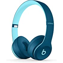 Beats by Dr. Dre Auriculares - Solo3 Wireless Pop Collection, Azul pop