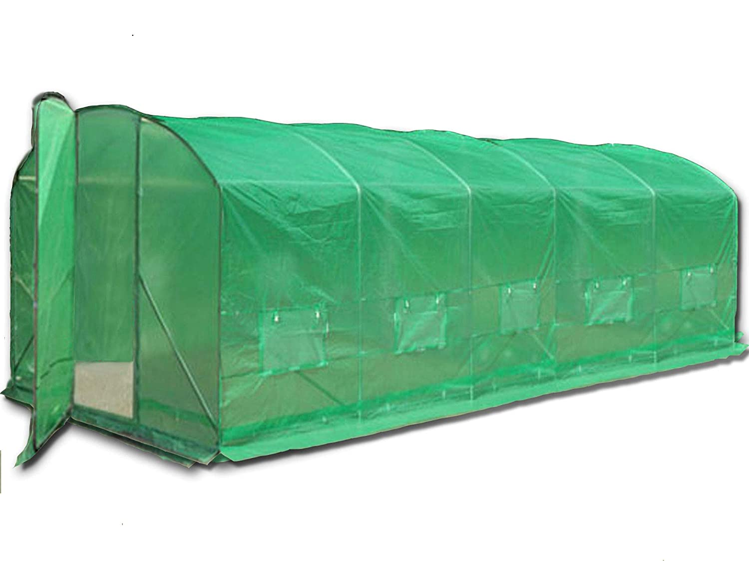 Extreme Polytunnels 4m x 3 5m, 6m x 3 5m, 8m x 3 5m, High Side Extra Wide  for the more serious grower  32mm Frame, Full Height Bracing, Front & Rear