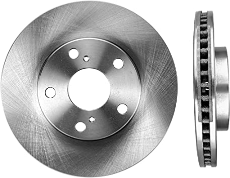 Toyota Avalon Camry Solara Front Brake Pads /& Rotors Set Genuine OEM OE