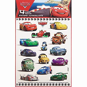 Stickers Of Cars