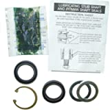 Omix-Ada 18005.02 Power Steering Box Pitman Seal Kit for Jeep YJ Wrangler