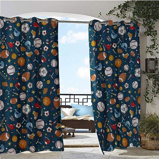 Outdoor- Cortina de privacidad para Exteriores, con Ruedas, diseño ...