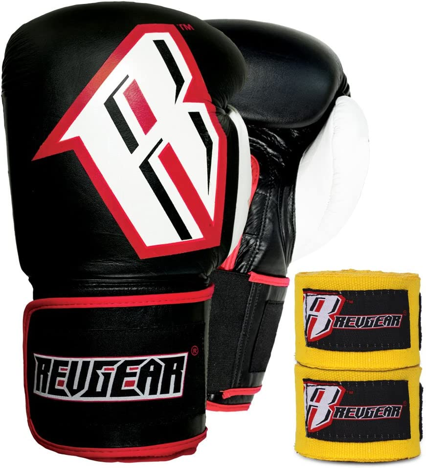 Blue Revgear Youth Kids Boxing MMA Sparring Gear Set