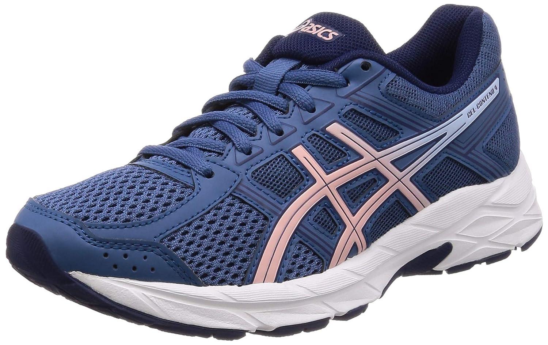 Bleu (Azure (Azure Frosted Rose 401) ASICS Gel-Contend 4, Chaussures de FonctionneHommest Femme  achats en ligne de sport