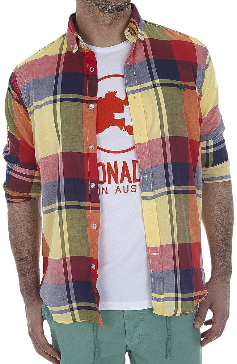 Altonadock Camisa Casual para Hombre