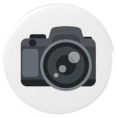 Kamera Emoji 25 Mm Anstecker Camera Emoji 25mm Button Badge