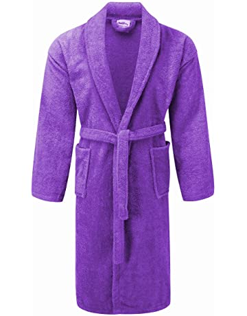 7dbb043ea031f9 A B Traders 100% Egyptian Cotton Bath Robe Terry Towelling Robe Dressing  Gown Luxury and Super