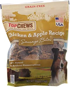 Top Chews Chicken & Apple Recipe (40 Oz ), 40 Oz
