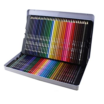 Toechmo Professional High Quality Colored Pencils for Kids and Adult