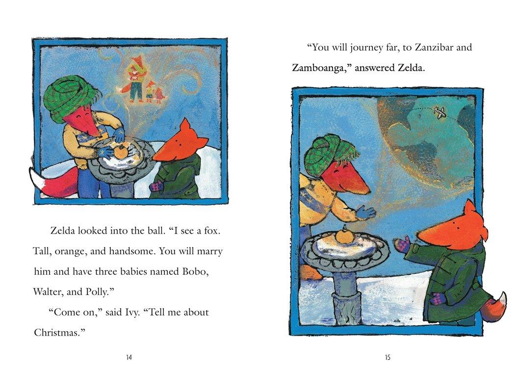 Amazon.com: Zelda and Ivy One Christmas: Candlewick Sparks ...