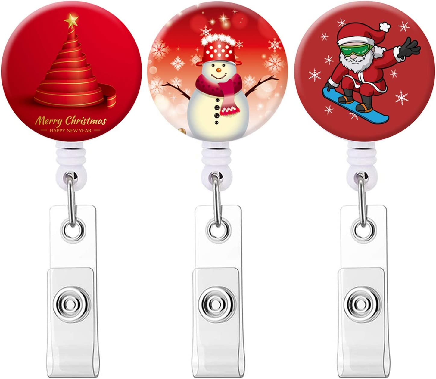 Christmas Gift Badge Reel Gifts for her Chill pill Nurse gifts RN gifts Thank you gift pill