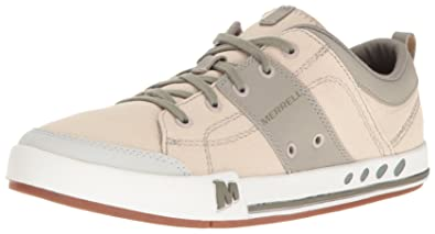 Merrell Womens Rant Fashion Sneaker       Whitecap Grey