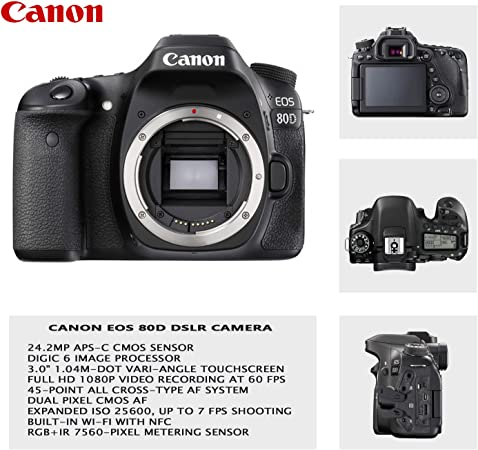 Canon 80D product image 4