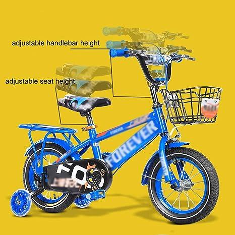 FINLR-Bicicletas infantiles Bicicleta para Niños Niños Y Niñas ...