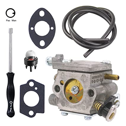 Atoparts Carburetor with Adjustment Tool for Chainsaw 309362001 309362003  Homelite 35cc 38cc 42cc Carb
