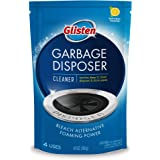 Glisten Disposer Care Cleaner with Foaming Bleach Alternative. Clean and Deodorize Your Garbage Disposal. Fresh Lemon…