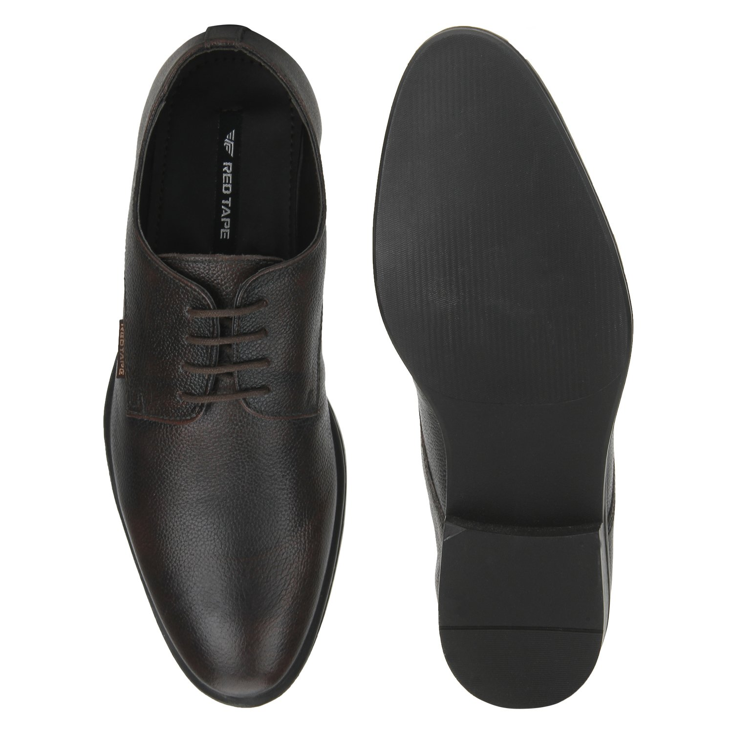 Buy Red Tape Men's Cocoa Leather