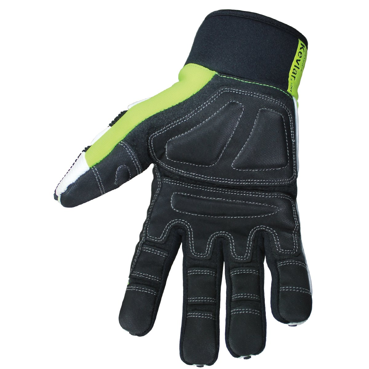 Youngstown Glove 09-9083-10-L Titan XT Lined with Kevlar Glove ...