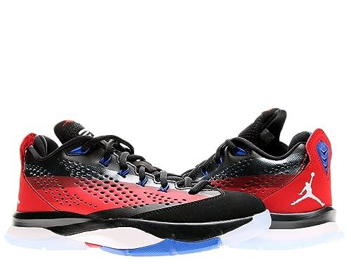8ff232fdc4cf Nike Air Jordan CP3. VII (GS) Boys Basketball Shoes 616807-006 Black ...