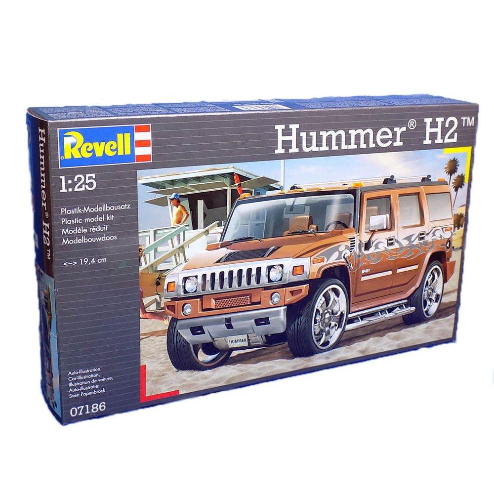 Revell Germany General Motors Hummer H2 Model Kit