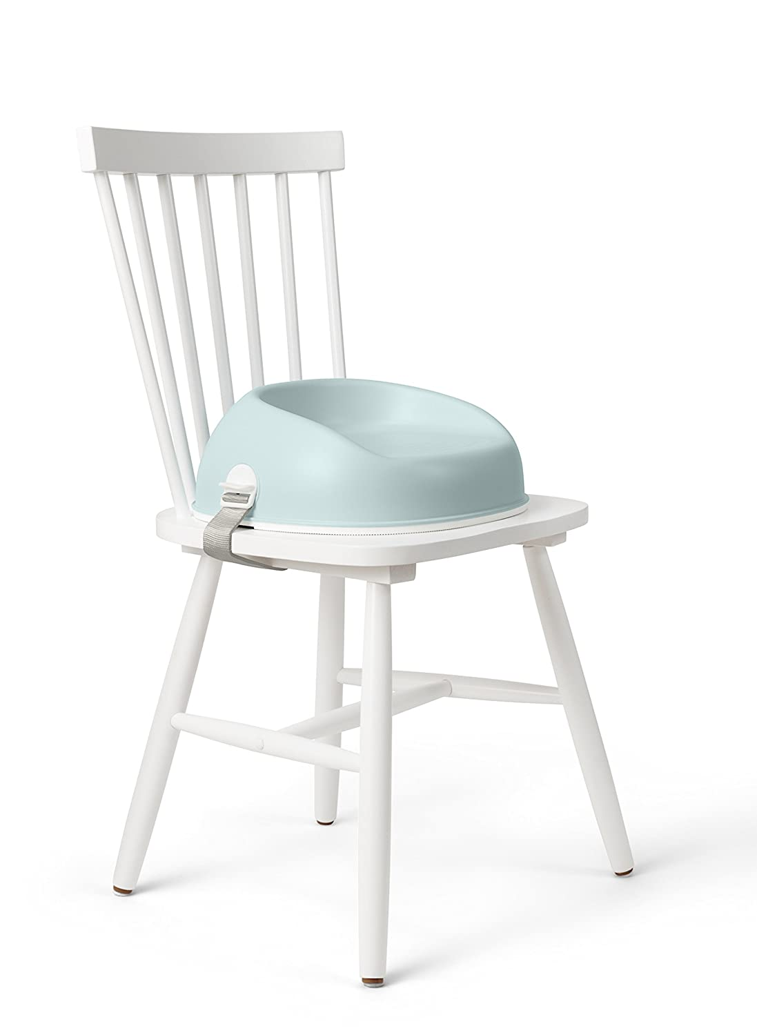White BabyBjorn Booster Seat
