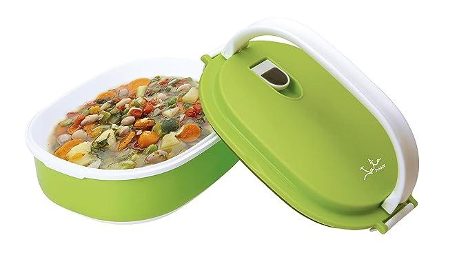 Jata Hogar Easy 900 Porta Alimentos, plastico, Verde, 5 cm: Amazon ...