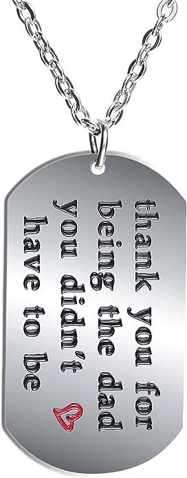 Bespmosp Halskette und Anhänger, Geschenk für