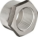 Stainless Steel 316 Cast Pipe Fitting Hex Bushing MSS SP-114 3  sc 1 st  Amazon.com & Amazon.com: NORGREN - 04MM OD TUBE NUT BRASS NORGREN - Tubing Nuts ...