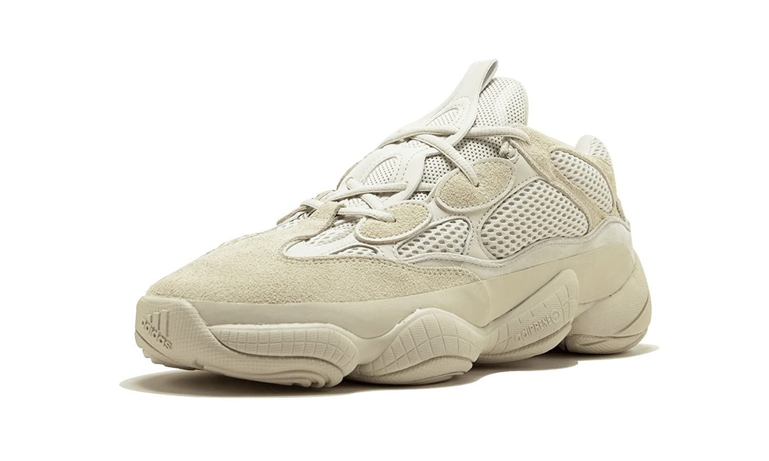 new arrival 9db56 9f9c1 Expanding his adidas Yeezy line, Kanye West developed the Yeezy 500  sneaker. The Yeezy 500 is a blend of retro and modern, with a chunky sole  unit from the ...