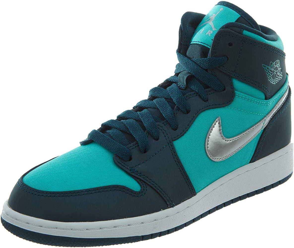 Nike Air Jordan 1 Retro High GG Zapatillas de Baloncesto, Mujer ...