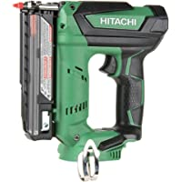 "Hitachi NP18DSALP4 18V Cordless 1-3/8"" 23 Gauge Pin Nailer (Tool Only, No Battery)"