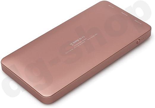 Mylo Rose Gold esterna ultra slim Powerbank Powerbank 20000