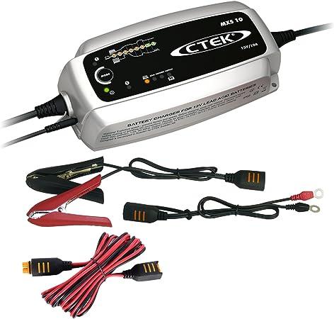 Ctek Mxs 1 BatterieladegerÄt LadegerÄt VerlÄngerungskabel 2 5m Comfort Connect Auto
