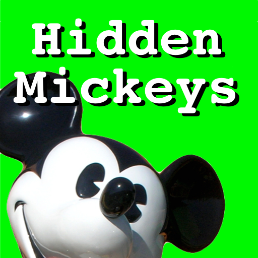 Disney World Hidden Mickeys - Kingdom Magic Hours Disneyworld