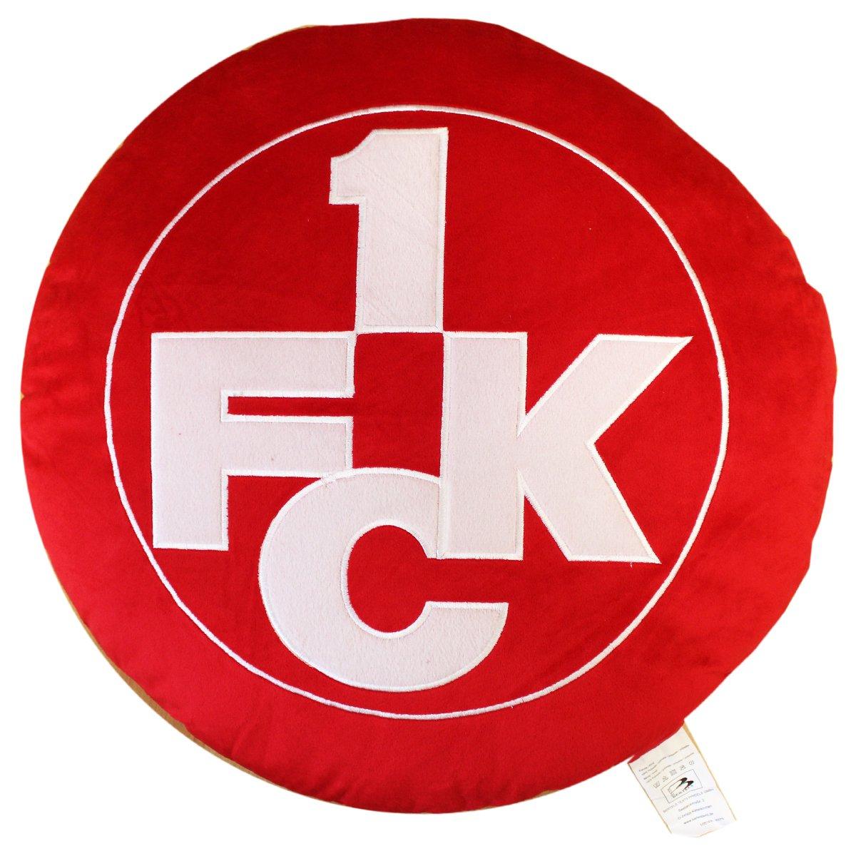 FC Kaiserslautern Coussin rond Logo 1309 1