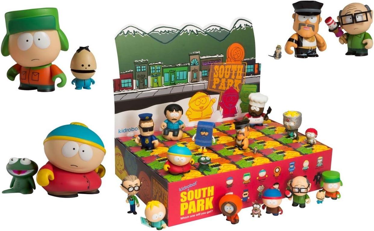 Kidrobot South Park Series 1 Vinyl Figure You Choose