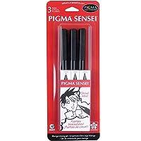 Sakura 50205 3-Piece Pigma Sensei Chisel Point Set