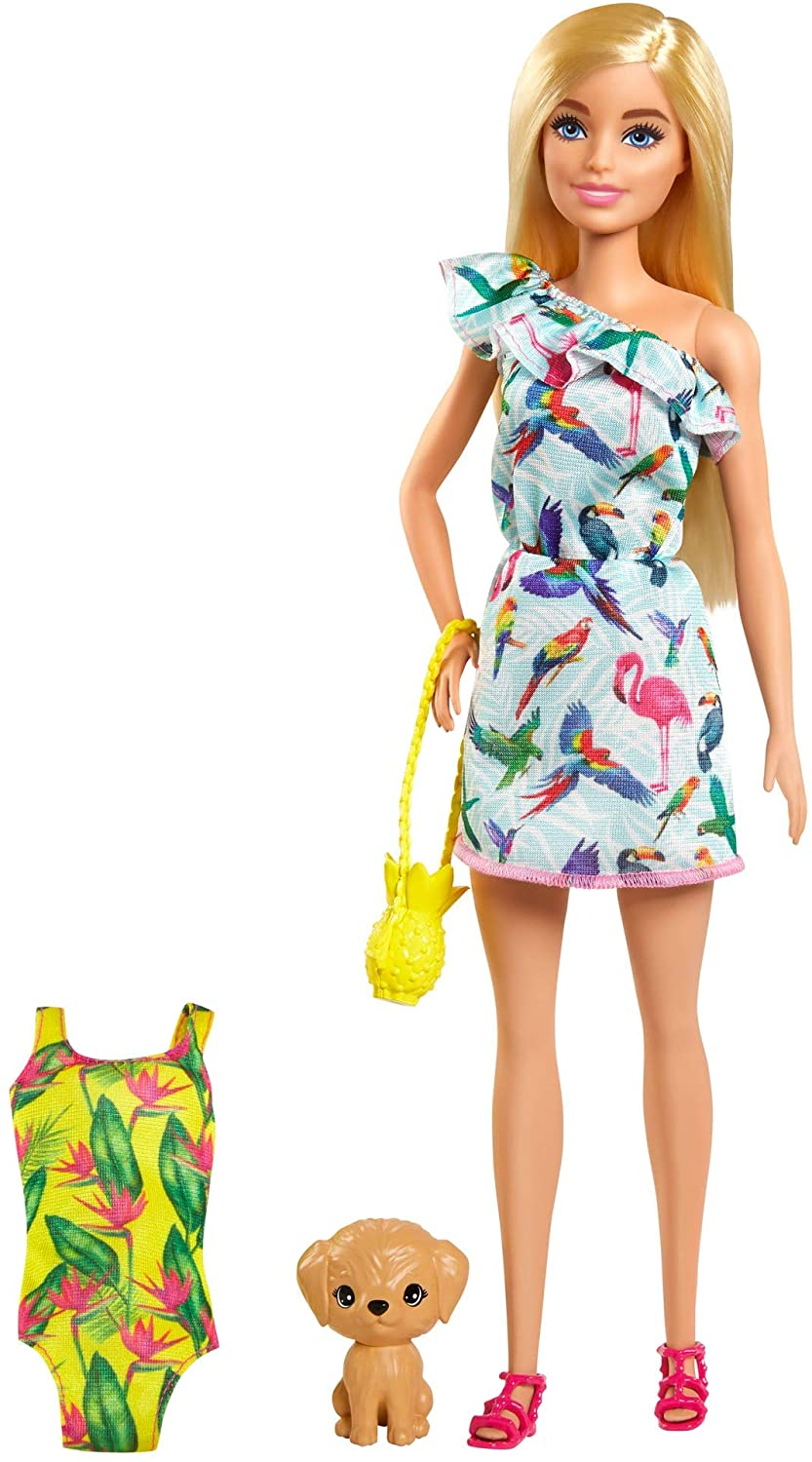 Barbie Chelsea The Lost Birthday Doll and Accessories (Mattel GRT87)