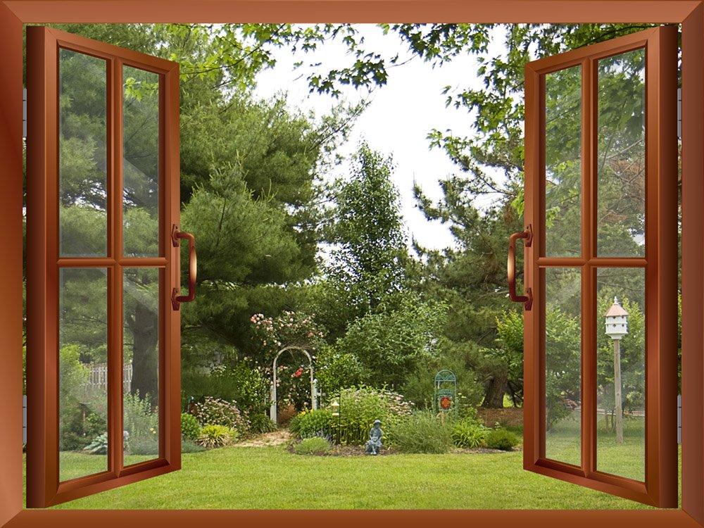 Art prints framed art canvas prints for Door mural decals
