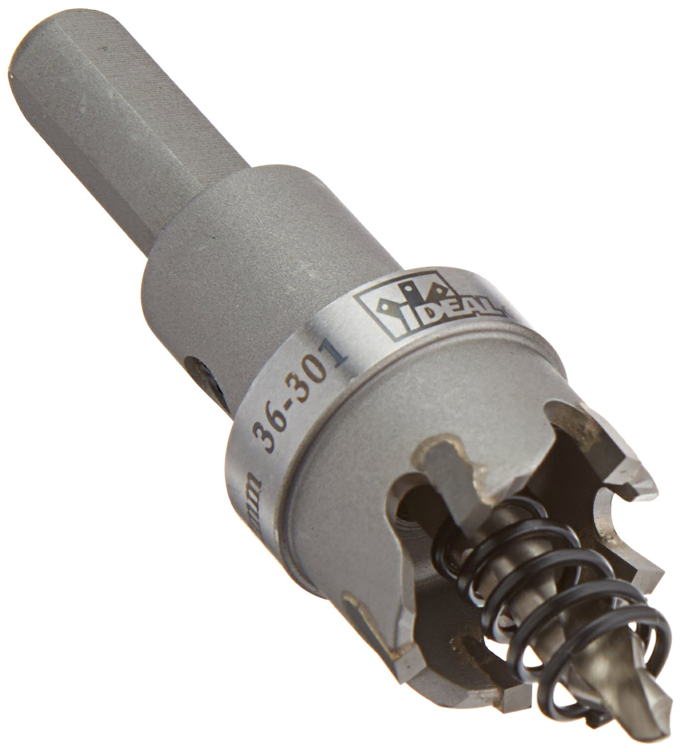 IDEAL 36-301 TKO 7/8-Inch Carbide Tipped Hole Cutter by Ideal