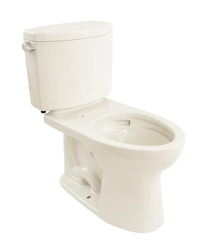 TOTO CST454CEFG#11 Drake II 2-Piece Toilet