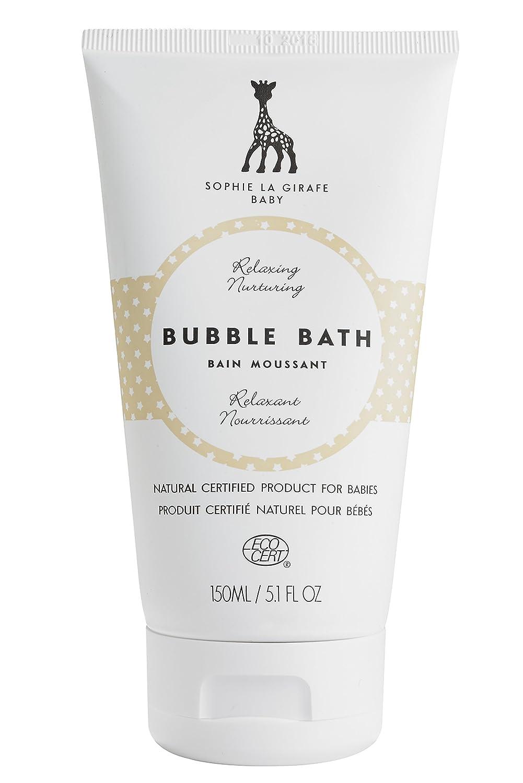 Sophie la Girafe Cosmetics SLG-704 - Burbujas de baño para bebé, 150 ml Vulli