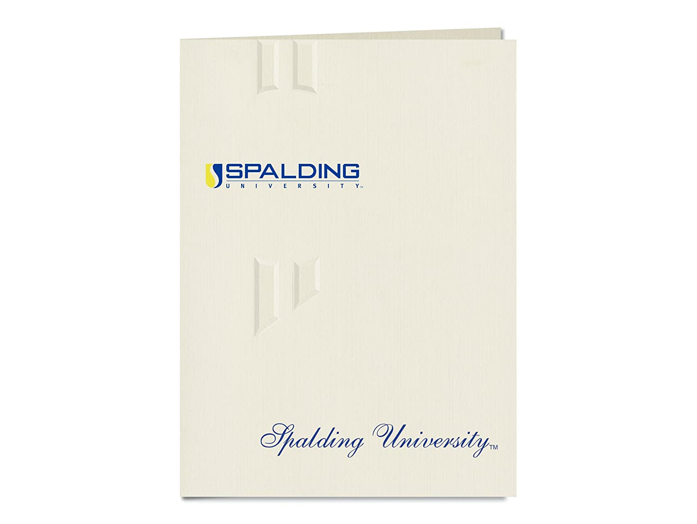Signature Ankündigungen Spalding Universität Graduation Ankündigungen, eleganten Stil, Elite Pack 20 mit Spalding u. Logo Horizontal Folie B0793NHSNL | Angemessene Lieferung und pünktliche Lieferung