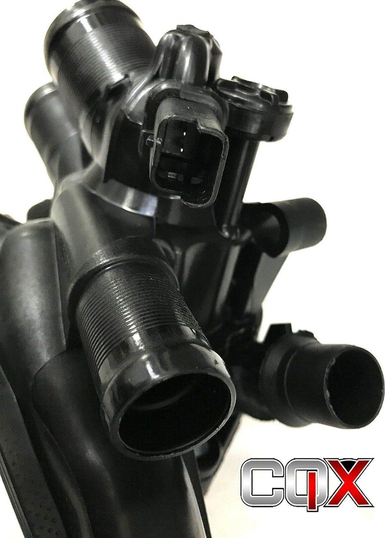 CQX Bo/îtier Thermostat Peugeot 308,207,208,3008,5008,Partner 1.4 1.6 VTI 9808646980